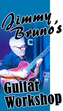 Jimmy Bruno Guitar Workshop